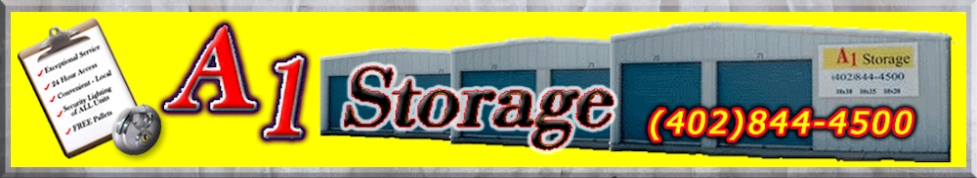 A1 Storage Norfolk NE